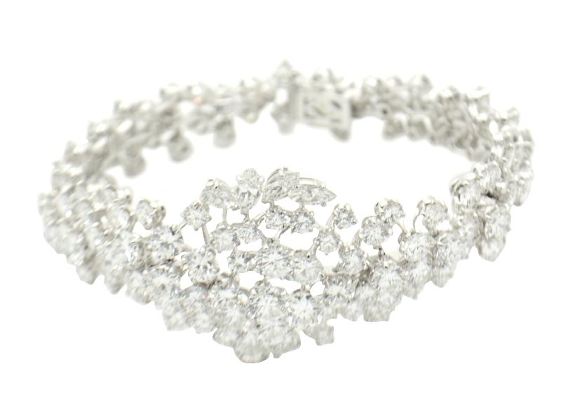 Bracciale diamanti Massoni