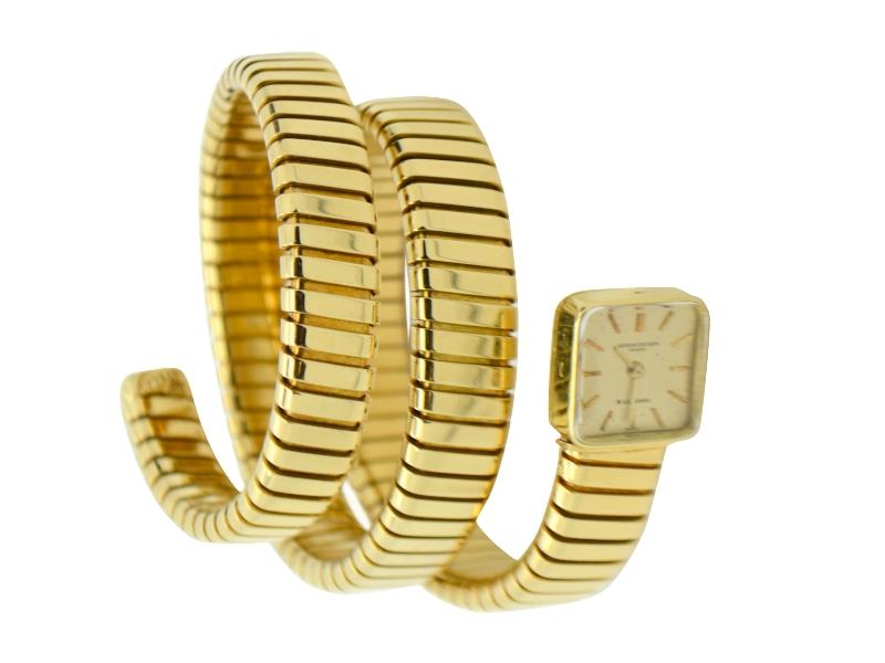Orologio oro Bulgari Vacheron Constantin