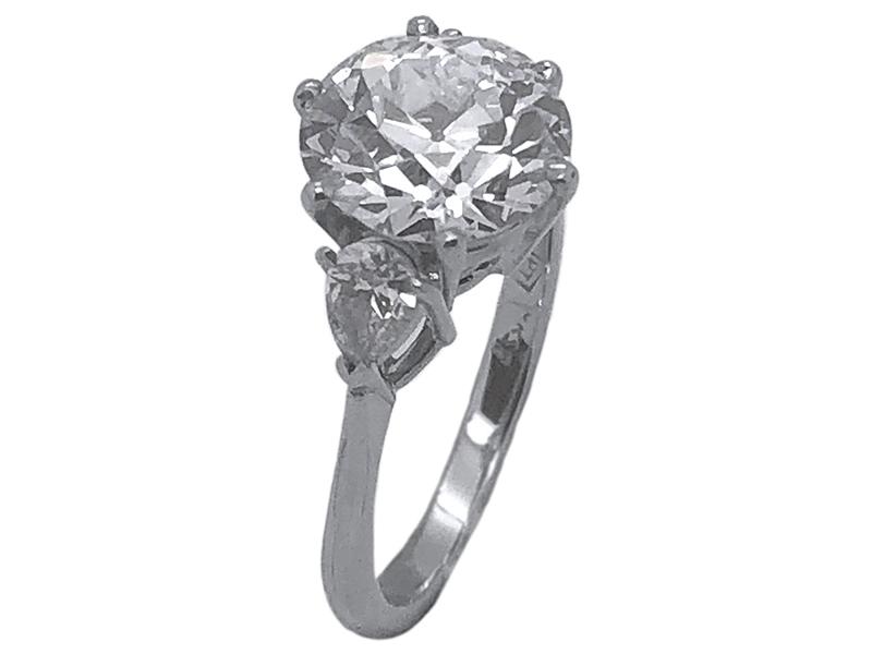 Anello fidanzamento anni \'50