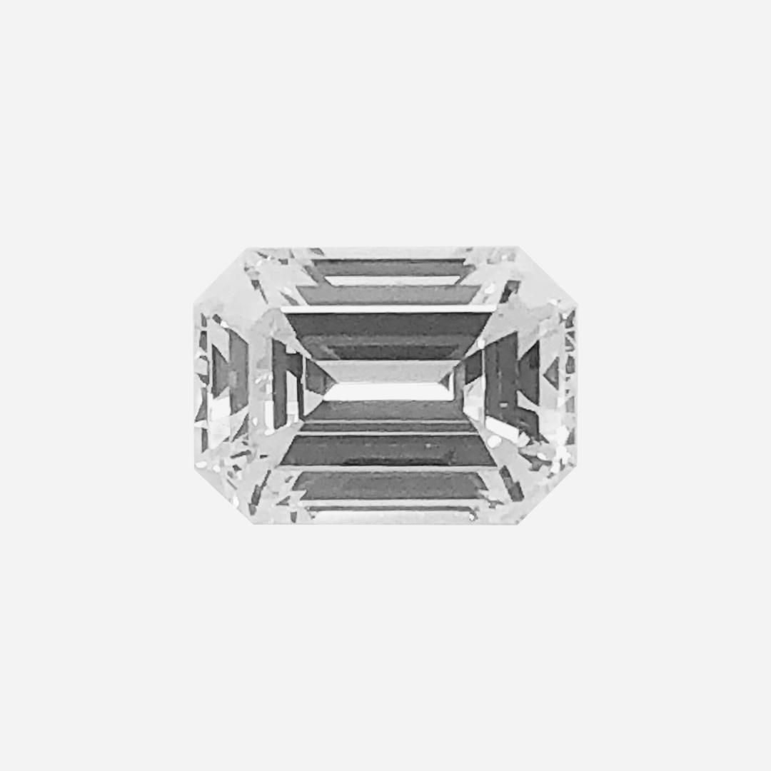 Diamante taglio smeraldo