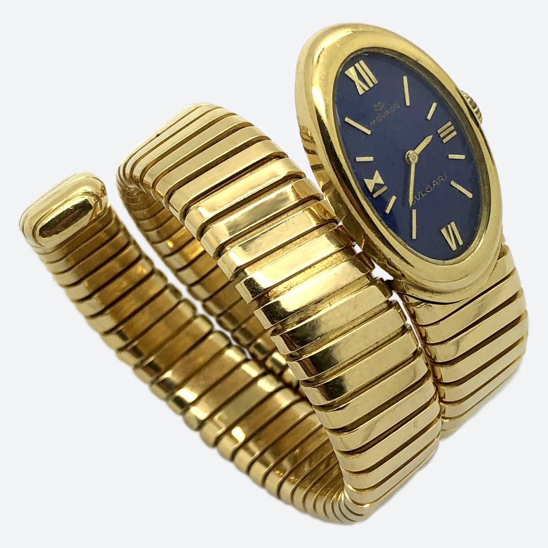 Orologio Bulgari anni \'70