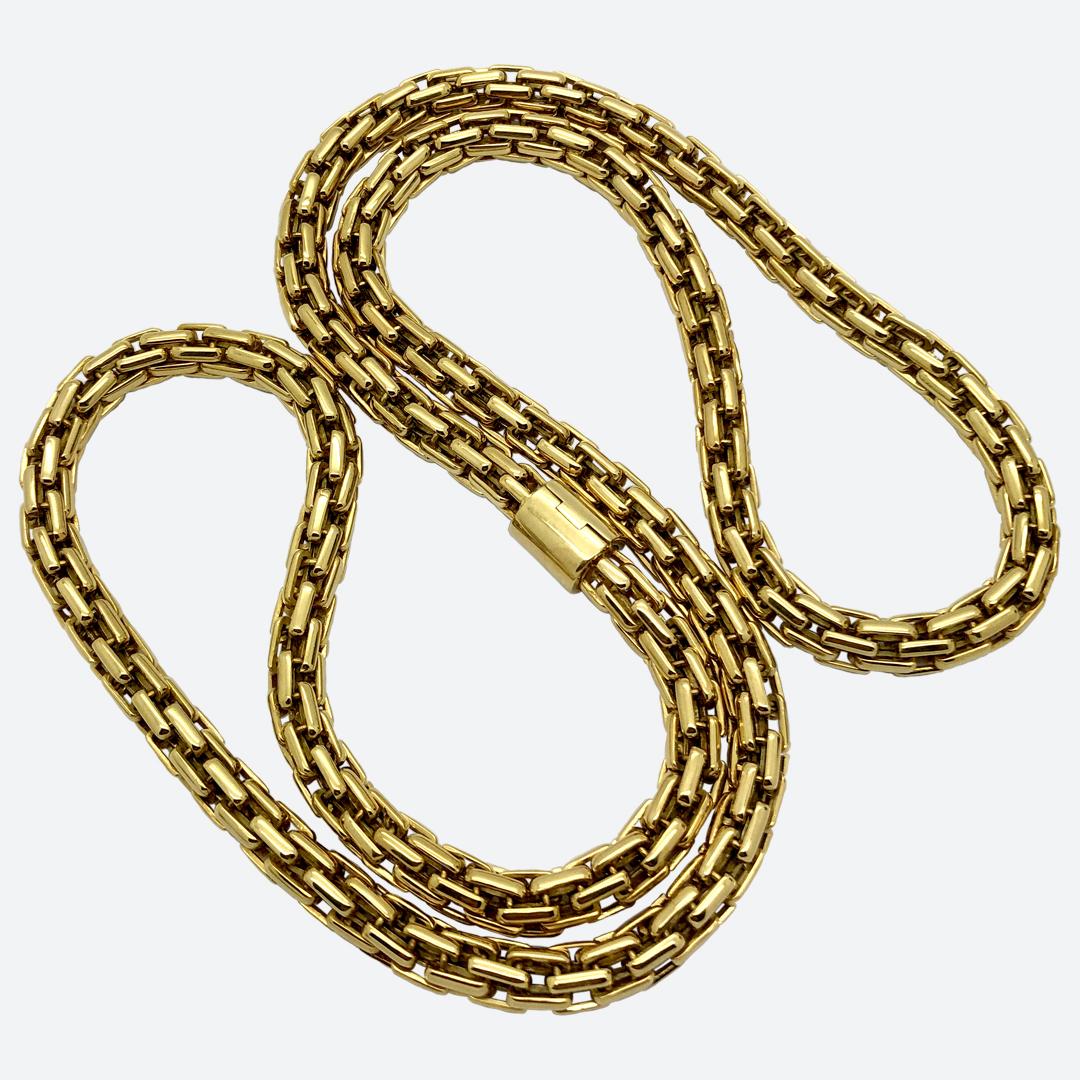 Collana oro Pomellato