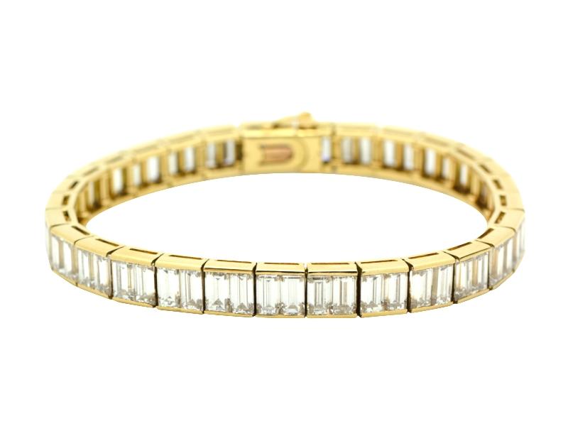 Bracciale diamanti Van Cleef & Arpels