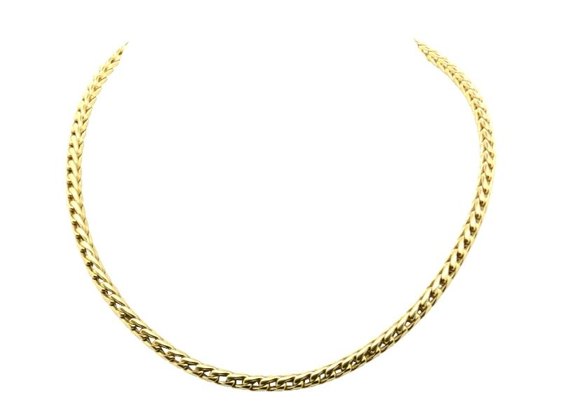 Collana in oro Pomellato anni \'80